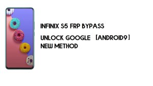 Infinix S5 X652 FRP Bypass Without PC | Unlock Google – Android 9 Free