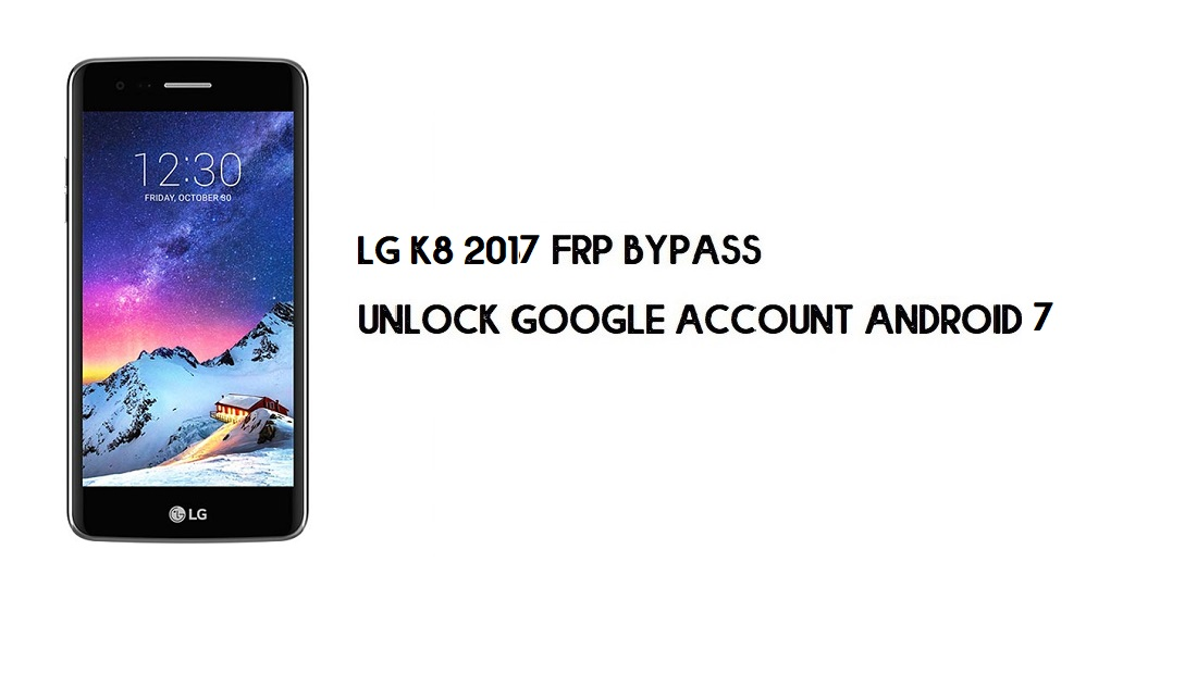 LG K8 (2017) FRP Bypass Without PC | Unlock Android 7.0 (In 2mins)