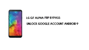 LG Q7 Alpha LMQ610IS FRP Bypass Without PC | Unlock Android 9.0