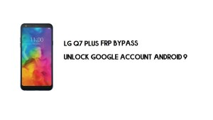 LG Q7 Plus FRP Bypass Without Computer | Unlock Android 9 (Free)
