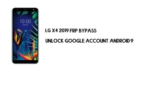 LG X4 2019 FRP Bypass Without Computer | Unlock Android 9 (New)