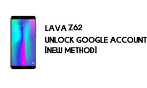 Lava Z62 FRP Remove - Bypass Google Account – Android 9.0 for Free