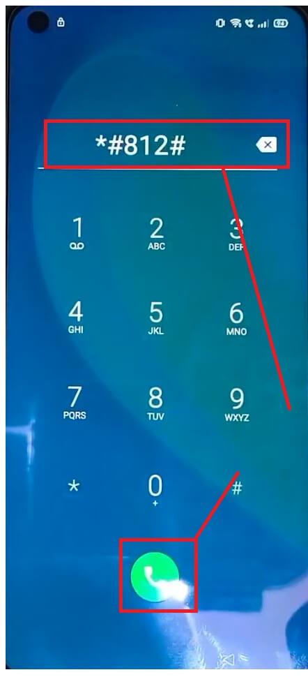 Dial FRP Code