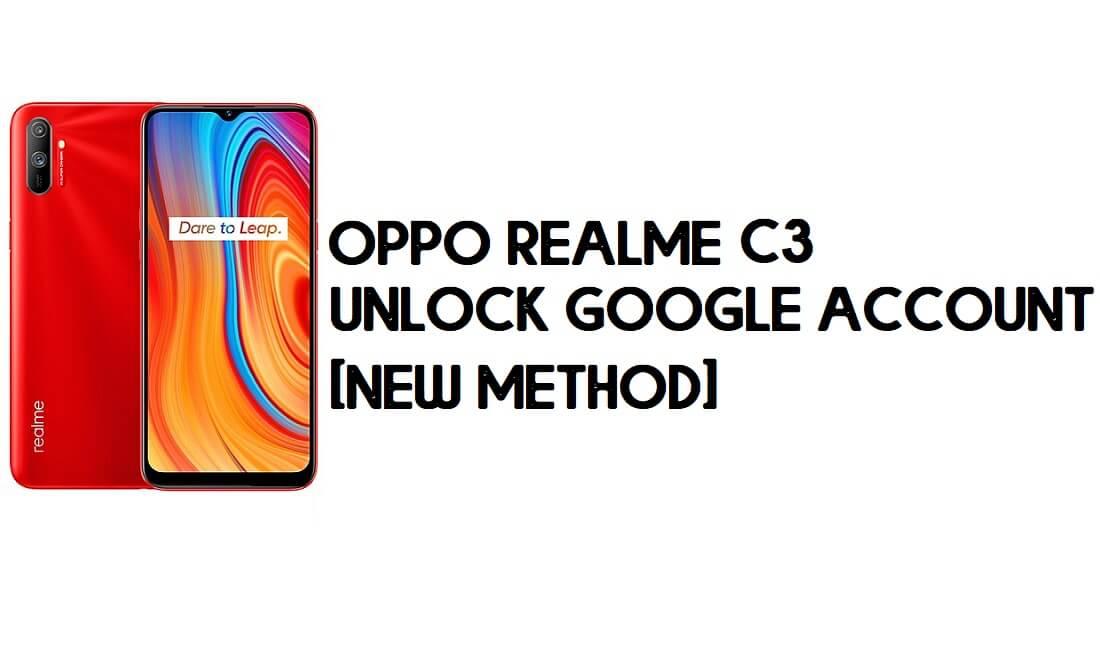 Oppo Realme C3 FRP Bypass – Unlock Google Account [FRP Code] Free