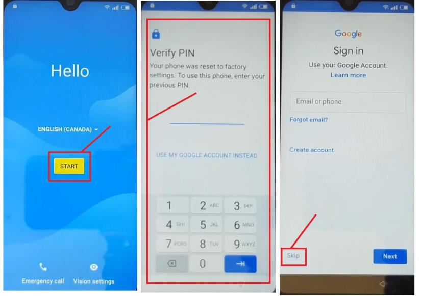 Telenor FRP Bypass Without PC – Unlock Google Android