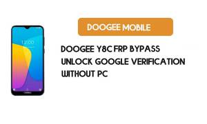 Doogee Y8C FRP Bypass Without PC - Unlock Google [Android 9.0] free