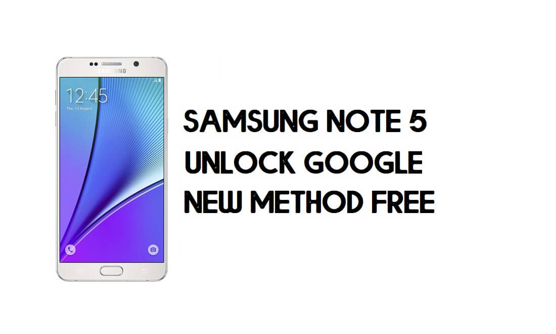 Samsung Note 5 FRP Bypass - Unlock with Muslim Odin Tool [Android 7.1]