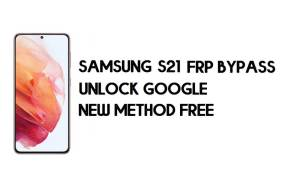 Samsung S21 FRP Bypass Android 11 - Unlock Google [New Method]