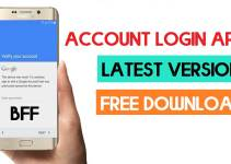 Download Android Account Login Apk to Bypass FRP with Browser Sign IN