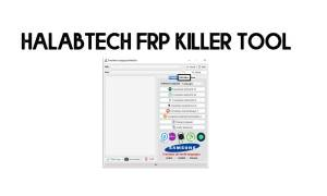 Halabtech FRP Killer Tool - New Android MTP FRP Tools Free Download
