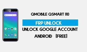 QMobile Qsmart i10 FRP Bypass Without PC – Unlock Google Android 9
