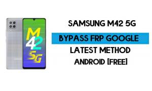 Samsung M42 5G FRP Bypass Android 11 R (Unlock Google GMAIL lock)