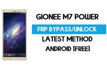 Gionee M7 Power FRP Bypass – Unlock Gmail Lock (Android 7.1) [Fix Location & Youtube Update]