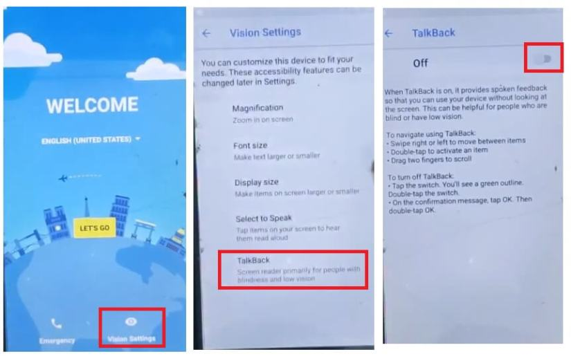 HTC Android 8 FRP Bypass Unlock Google Account GMAIL verification