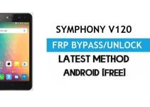 Symphony V120 FRP Bypass – Unlock Gmail Lock (Android 7.0) [Fix Location & Youtube Update]