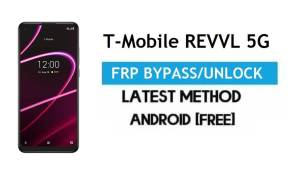 T-Mobile REVVL 5G FRP Bypass Without PC - Unlock Google [Android 10]
