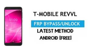 T-Mobile Revvl FRP Bypass – Unlock Gmail Lock (Android 7.0) [Fix Location & Youtube Update]