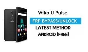 Wiko U Pulse FRP Bypass – Unlock Gmail Lock Android 7.0 Without PC