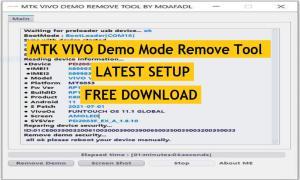 MTK VIVO Demo Mode Remove Tool Latest Version Free Download
