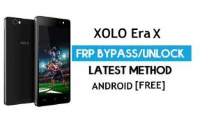 XOLO Era X FRP Bypass – Unlock Google Gmail Lock Android 6.0 No PC