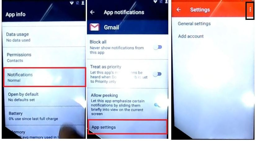 Qmobile FRP Unlock Google Account Bypass Android 6
