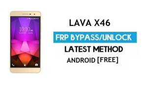 Lava X46 FRP Unlock Google Account Bypass | Android 6.0 (Without PC)