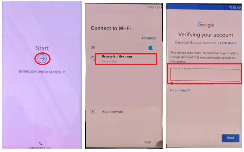 Samsung Android 8 FRP Bypass Unlock Google New Latest Method Delete