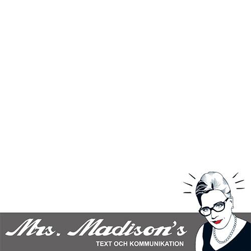 Mrs.Madison´s