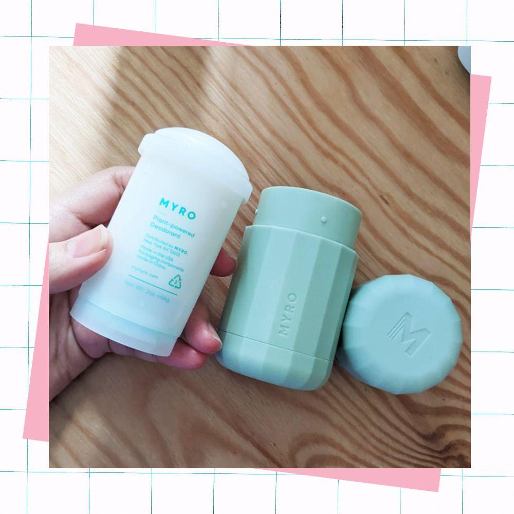 myro deodorant review