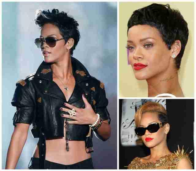 photos of short, long & medium black hairstyles