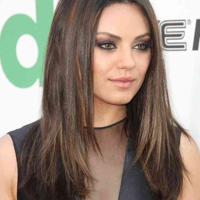 13 flattering hairstyles for round faces
