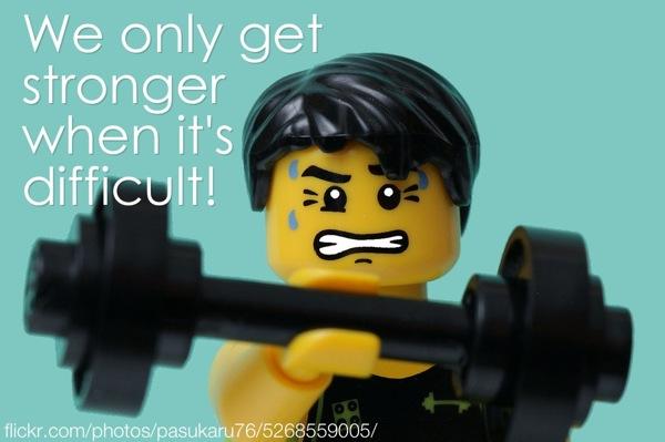 Lego stronger