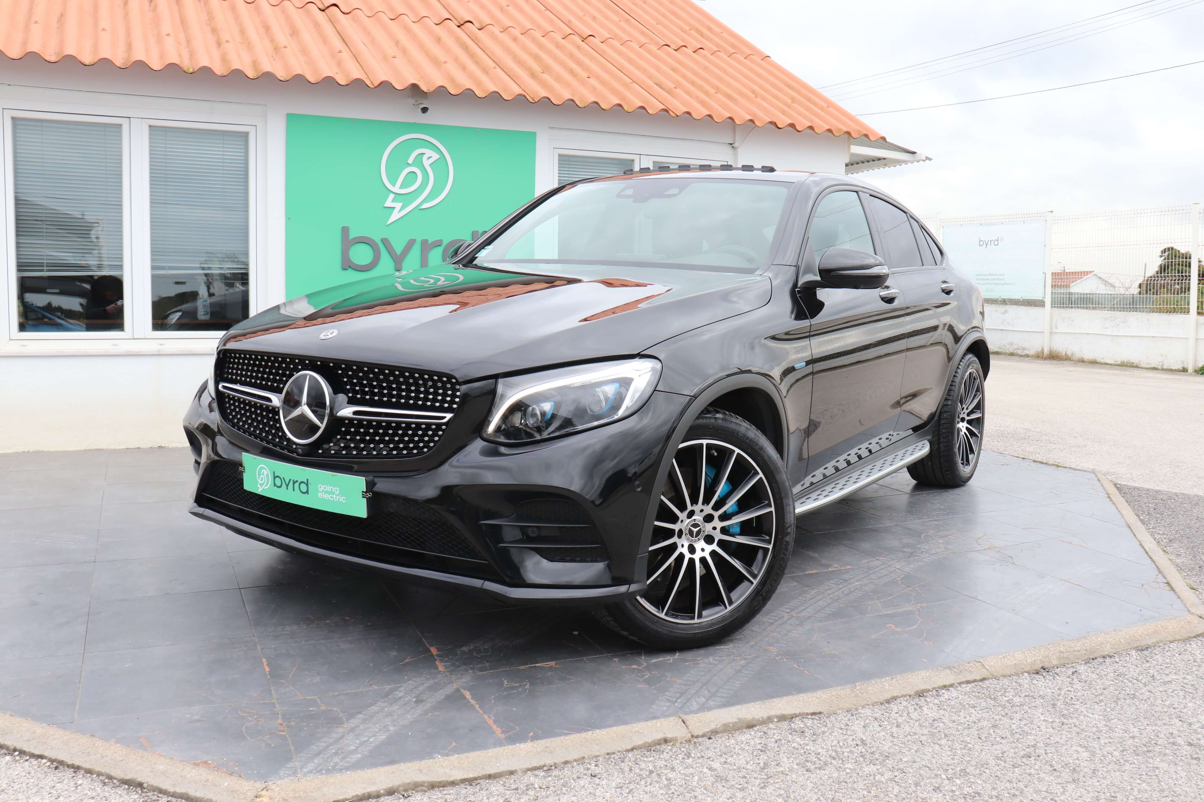 GLC Coupé AMG Plug-in
