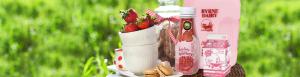 Strawberry Milk Header Image from Byrne Dairy