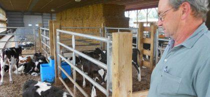 Doubledale Farm image - Our Farmers
