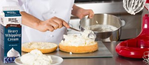 Farm to table Fresh Cooking Cream and Baking Cream image from Byrne Dairy - Farm-to-table Fresh Cooking Cream and Baking Cream image from Byrne Dairy