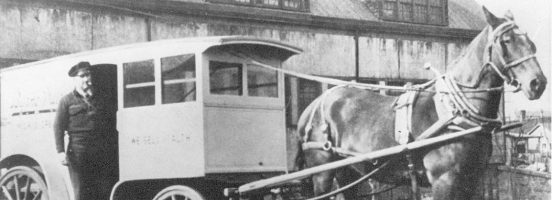 History of Byrne Dairy Glass Milk Bottles Slide-1