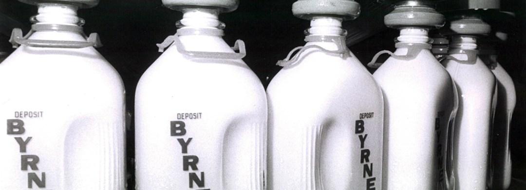 History of Byrne Dairy Glass Milk Bottles Slide-4