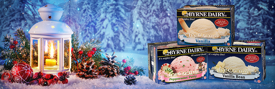 Holiday Treats from Byrne Dairy  - Holiday Treats