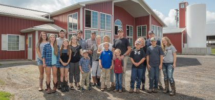 Hourigan Family Dairy image - Our Farmers