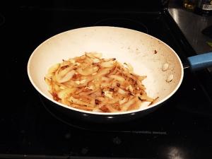 In the Kitchen step1 - In the Kitchen: Greek Yoghurt Spinach Dip