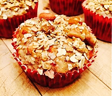 In the Kitchen: Parfait Muffins