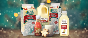 egg nog for sale from byrne dairy