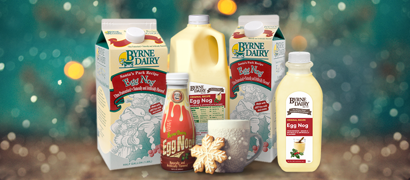 egg nog for sale from byrne dairy - Egg Nog