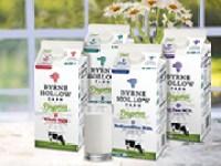 extended shelf life milk strawberry milk from byrne dairy