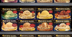 ice cream for sale byrne dairy ice cream flavors