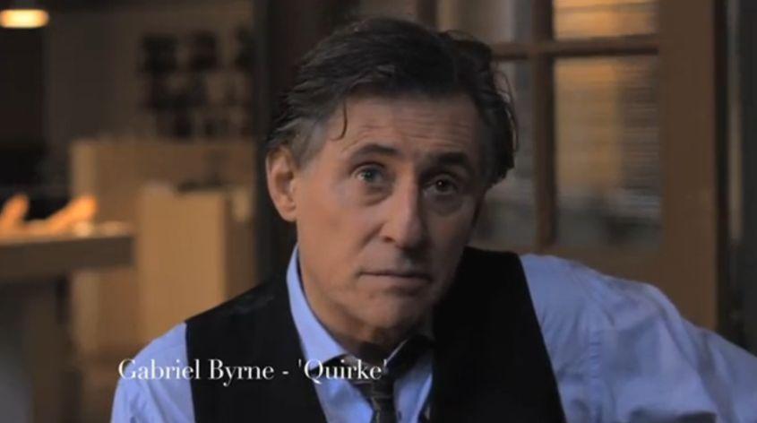 Meet Gabriel Byrne as Quirke: Preview Video