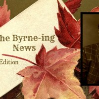 The Byrne-ing News, September 2017 Edition