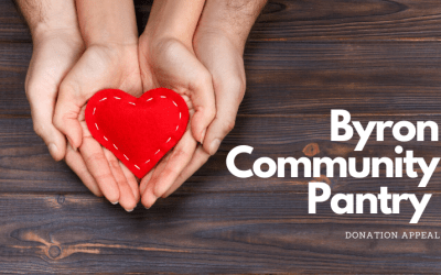 Byron Community Pantry Donation Appeal