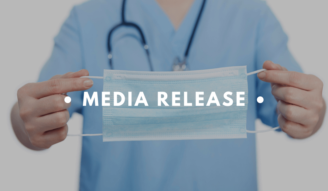 NSW Government Media Release: Locals to Fill Medical Supply Chain